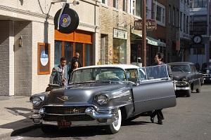 1956 Cadillac Sedan DeVille form Cadillac Record