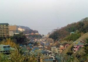 横須賀の谷戸