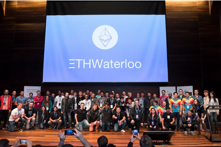 GoNetwork、GoToken、GOT、ETHWaterloo、Hackathon、ブロックチェーン、イーサリアム、ETH、ICO、仮想通貨、暗号通貨、トークン、