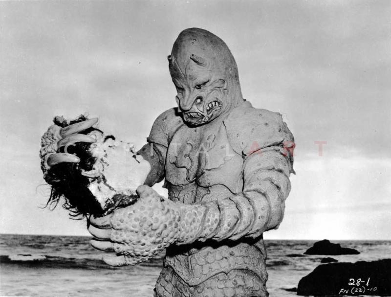 ピエドラスブランカスの怪物