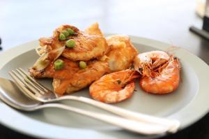 低カロリー高タンパクな食品を食べるために