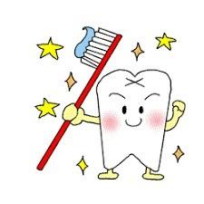 マン歯磨き
