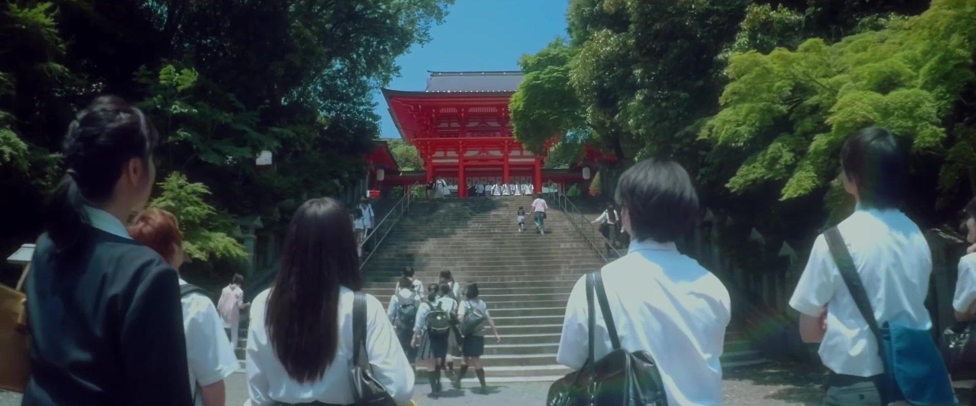 MVより 近江神宮