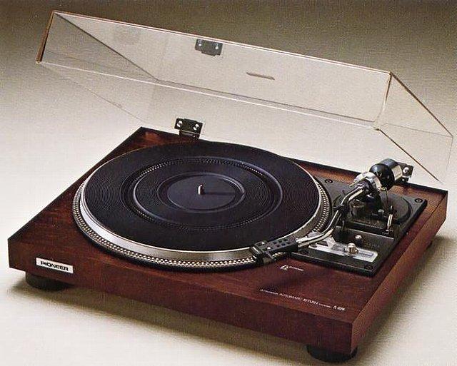 1979 PL-1050W レコードプレーヤー