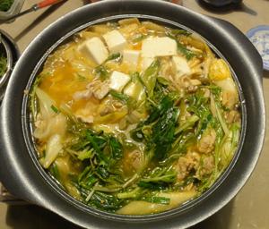キムチ鍋blog01