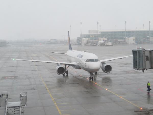 ミュンヘン空港5