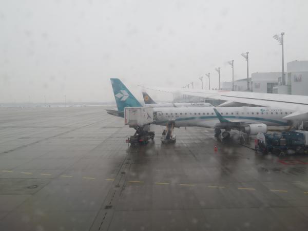 ミュンヘン空港2