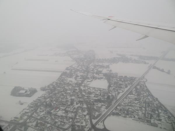 ミュンヘン空港1