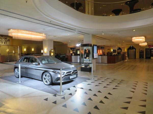 ヒルトンホテル(ドレスデン)2