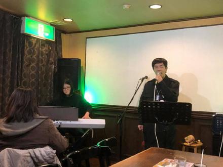 エノモトヒデキ&a-chan