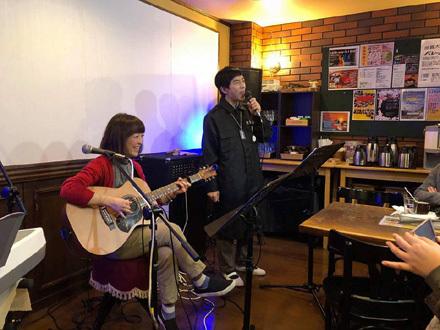 エノモトヒデキ&藤木恵