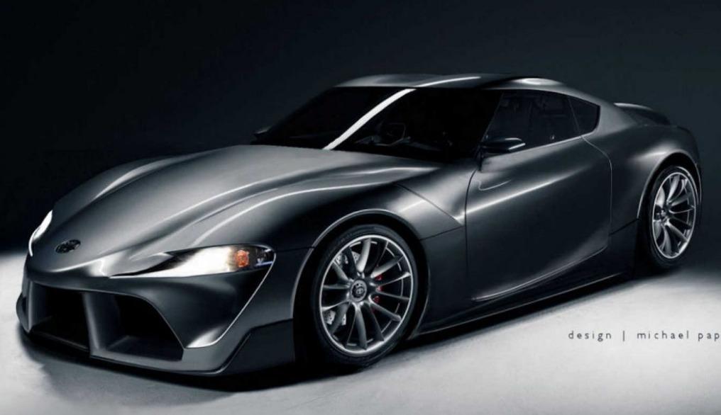Toyota Supra Renderings
