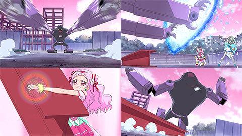 【HUGっと!プリキュア】第02話「みんなの天使!フレフレ!キュアアンジュ!」22