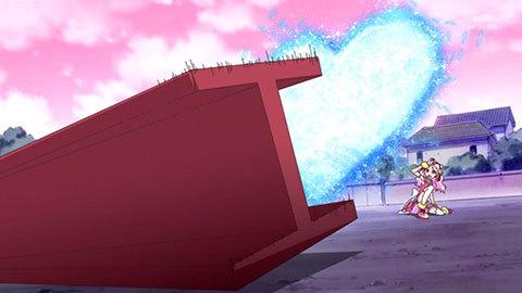 【HUGっと!プリキュア】第02話「みんなの天使!フレフレ!キュアアンジュ!」21