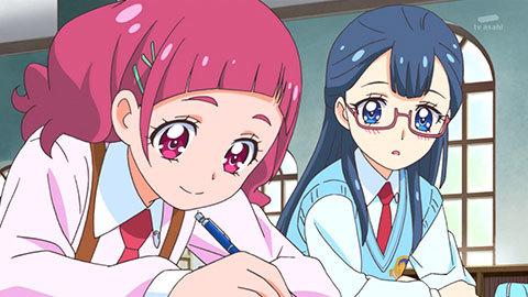 【HUGっと!プリキュア】第02話「みんなの天使!フレフレ!キュアアンジュ!」09