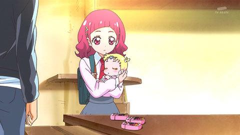【HUGっと!プリキュア】第02話「みんなの天使!フレフレ!キュアアンジュ!」07
