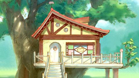 【HUGっと!プリキュア】第02話「みんなの天使!フレフレ!キュアアンジュ!」03