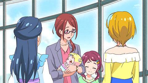 【HUGっと!プリキュア】第03話「ごきげん?ナナメ?おでかけはぐたん!」10