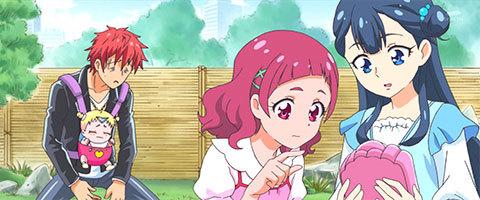 【HUGっと!プリキュア】第03話「ごきげん?ナナメ?おでかけはぐたん!」04