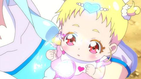【HUGっと!プリキュア】第03話「ごきげん?ナナメ?おでかけはぐたん!」01