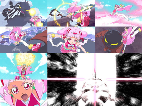 【HUGっと!プリキュア】第04話「輝け!プリキュアスカウト大作戦!」18