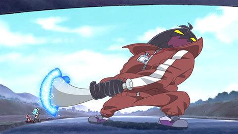 【HUGっと!プリキュア】第04話「輝け!プリキュアスカウト大作戦!」12