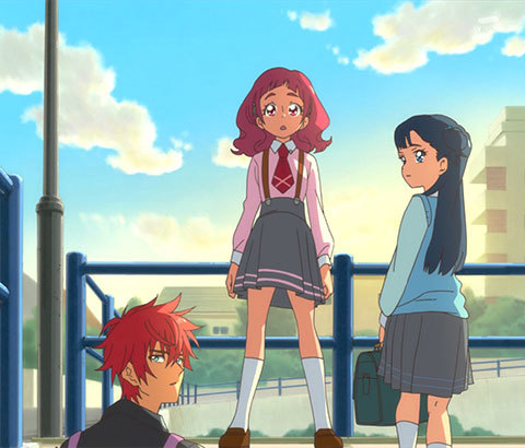 【HUGっと!プリキュア】第04話「輝け!プリキュアスカウト大作戦!」08