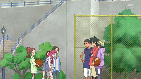 【HUGっと!プリキュア】第04話「輝け!プリキュアスカウト大作戦!」06