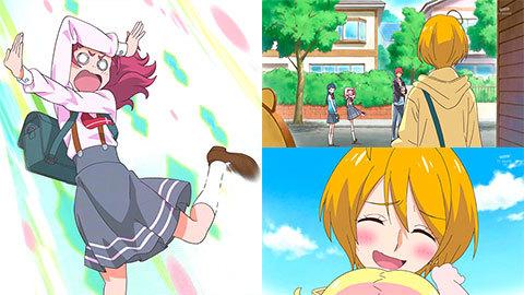 【HUGっと!プリキュア】第04話「輝け!プリキュアスカウト大作戦!」04