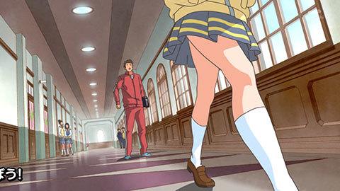 【HUGっと!プリキュア】第04話「輝け!プリキュアスカウト大作戦!」03