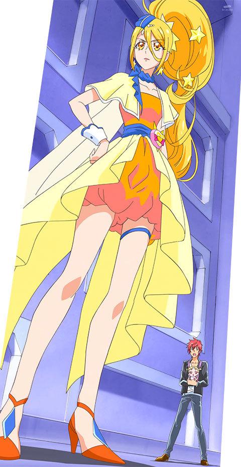 【HUGっと!プリキュア】第05話「宙を舞え!フレフレ!キュアエトワール!」18