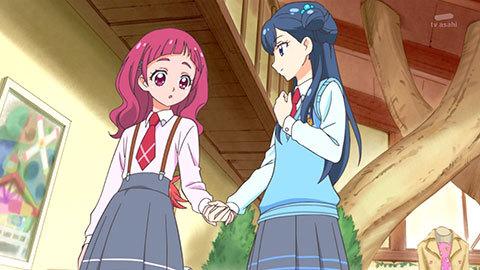 【HUGっと!プリキュア】第05話「宙を舞え!フレフレ!キュアエトワール!」08