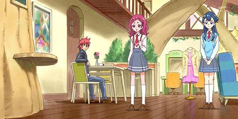 【HUGっと!プリキュア】第05話「宙を舞え!フレフレ!キュアエトワール!」07