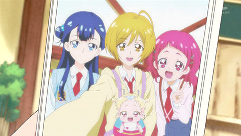 【HUGっと!プリキュア】第05話「宙を舞え!フレフレ!キュアエトワール!」06
