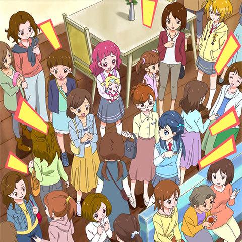 【HUGっと!プリキュア】第05話「宙を舞え!フレフレ!キュアエトワール!」04