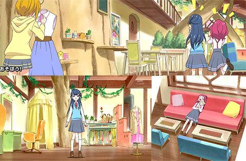 【HUGっと!プリキュア】第05話「宙を舞え!フレフレ!キュアエトワール!」03