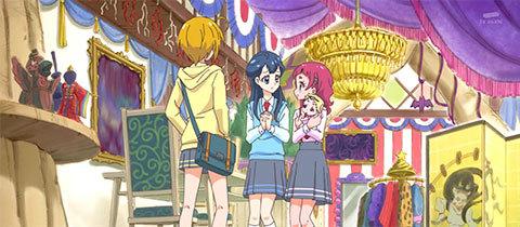 【HUGっと!プリキュア】第05話「宙を舞え!フレフレ!キュアエトワール!」02