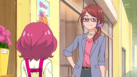 【HUGっと!プリキュア】第06話「笑顔、満開!はじめてのおしごと!」19