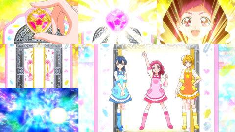 【HUGっと!プリキュア】第06話「笑顔、満開!はじめてのおしごと!」03