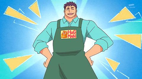 【HUGっと!プリキュア】第06話「笑顔、満開!はじめてのおしごと!」01
