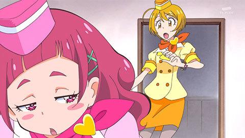 【HUGっと!プリキュア】第07話「さあやの迷い?本当にやりたいことって何?」10