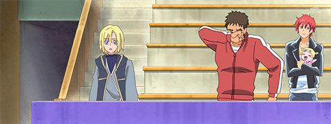 【HUGっと!プリキュア】第08話「ほまれ脱退!?スケート王子が急接近!」12