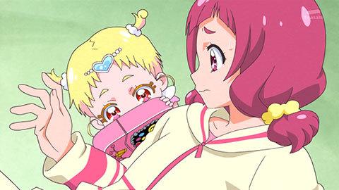 【HUGっと!プリキュア】第08話:APPENDIX-09