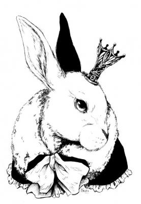 ウサギの王様