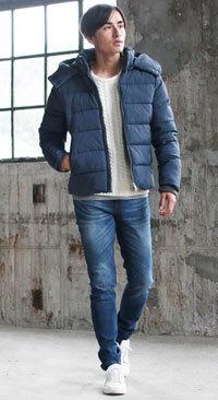 30代 冬ファッションコーディネート メンズ3
