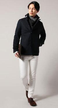 30代 冬ファッションコーディネート メンズ8