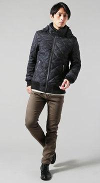 30代 冬ファッションコーディネート メンズ5