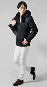 30代 冬ファッションコーディネート メンズ7
