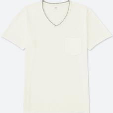 カットオフ加工 メンズ半袖Tシャツ