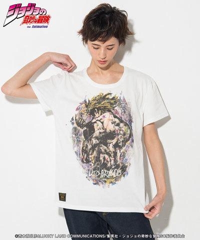 ジョジョの奇妙な冒険 スターダストクルセイダーズ 半袖Tシャツ